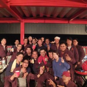 平成29年BBQパーティ