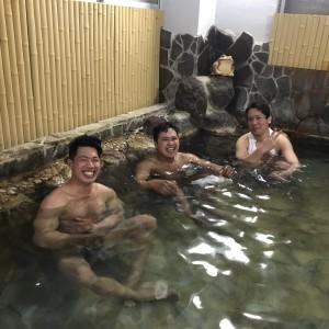 フィリピン研修生社員旅行(別府)