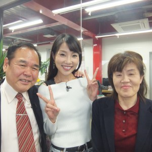 OAB大分朝日放送「タウンスパイス」収録