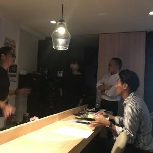 TOSテレビ大分「天職大分」CM撮影