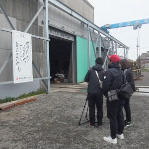 TOSテレビ大分「スパーク魂」収録