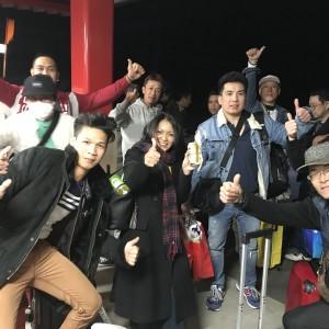 北海道社員旅行(二泊目)